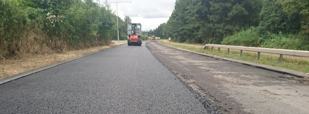 Improving our roads